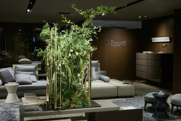 Minotti Living Attendant 2016 August